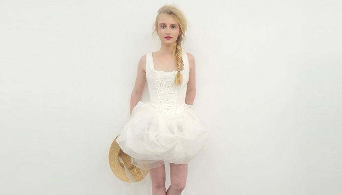 Faites appel à une couturière pour votre robe de mariée